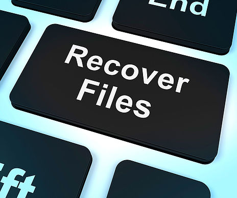 Recovering the Lost Files by Ashley Gilbert